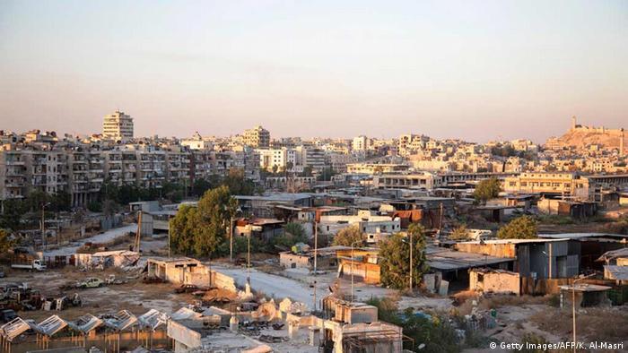 Syrien Humanitäre Katastrophe in Aleppo