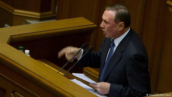 У Верховній Раді Олександр Єфремов очолював фракції Партії регіонів