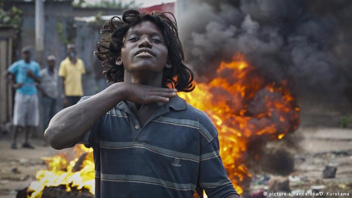 Burundi Gewalt ARCHIVBILD (picture-alliance/dpa/D. Kurokawa)
