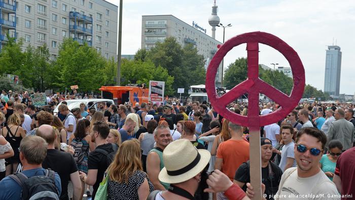 Wiele osób przyciąga do Berlina atmosfera miasta