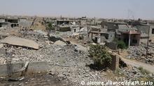 Kirkuk Irak Zerstörung