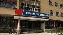 Kroatien Zagreb Kroatische Elektrogesellscahaft HEP