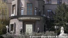 Hauptquartier des türkischen Armee-Generalstabs in Ankara, aufgenommen am 20.03.2006. Foto: Robert B. Fishman +++(c) dpa - Report+++ | Verwendung weltweit picture-alliance/dpa/R.B. Fishman