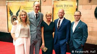 Großbritannien London Harry Potter and the Cursed Child Theater Premiere