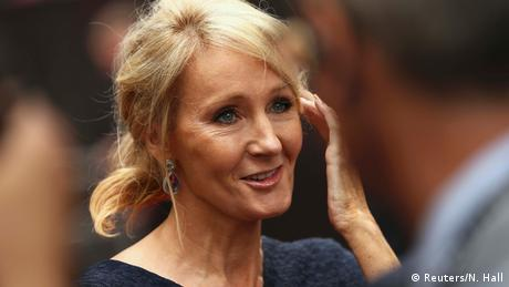 British author J.K. Rowling (Foto: Reuters/N. Hall)