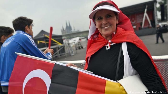Almanyadaki Türkler