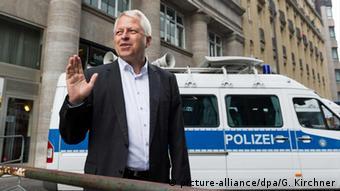 Deutschland Kölns Polizeipräsident Jürgen Mathies