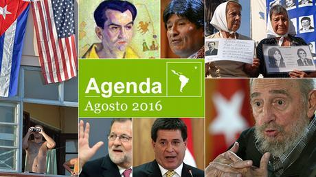 Agenda Spanisch Startbild Bildergalerie August 2016