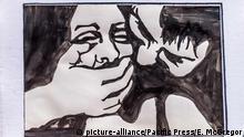 Symbolbild Protest gegen Vergewaltigung
