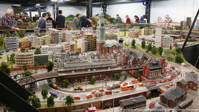 Miniature Wonderland in Hamburg