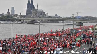 Cologne Erdogan rally
