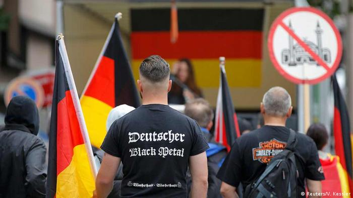 Cologne extreme-right rally