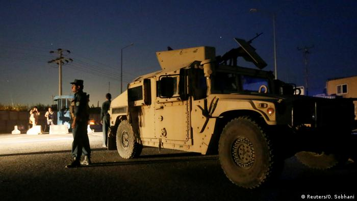 Afghanistan Angriff auf Wohnanlage für Ausländer in Kabul