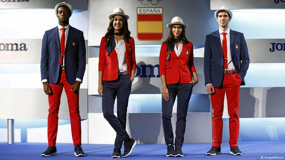 Which Country Has The Best Outfits For Rio Olympics Lifestyle Dw 05 08 2016