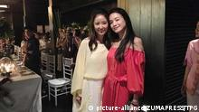 Indonesien Wallace Huo and Ruby Lin