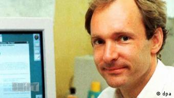 Tim Berners-Lee, considerado como el padre de internet.