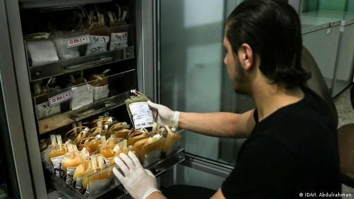 Syrien Die katastrophale Krankenhausversorgung in Aleppo