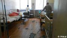 Ukraine Donetsk Krankenhaus