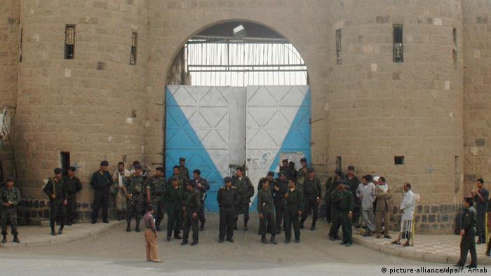 أحد سجون اليمن (أرشيف)