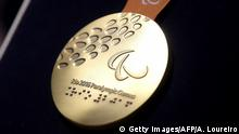 Brasilien Goldmedaille Paralympics