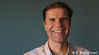 Mathis Wackernagel, cofundador de Global Footprint Network.
