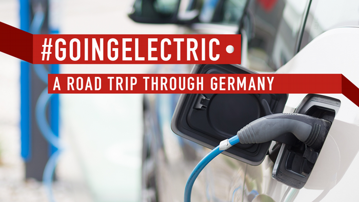 #GoingElectric - a road trip through Germany
