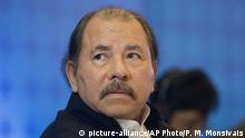 Daniel Ortega (picture-alliance/AP Photo/P. M. Monsivais)