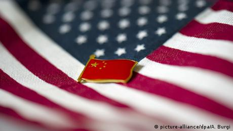 Китай звинуватив США у порушенні територіальних вод