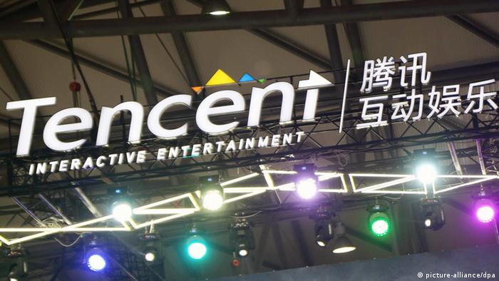 Tencent Interactive Entertainment (picture-alliance/dpa)