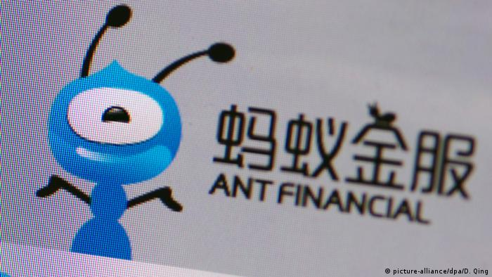 Ant Financial (picture-alliance/dpa/D. Qing)