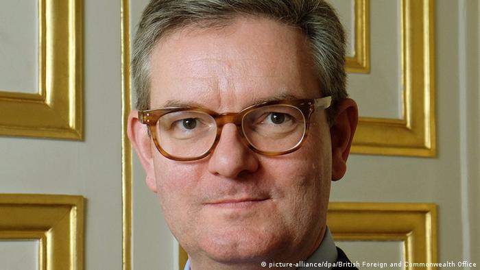 Großbritannien Julian King neuer EU-Kommissar