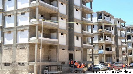 Syrien - Wohnungen in Aleppo