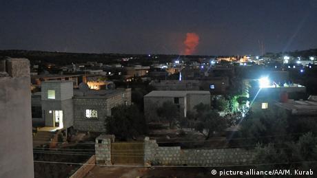 Syrien - Zerstörtes Aleppo 2016