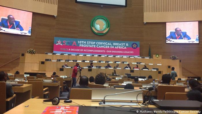 10th International Stop Cervical, Breast & Prostate Cancer in Africa