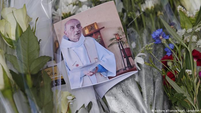 Ubijeni svećenik Jacques Hamel
