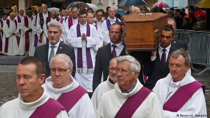 Frankreich Beerdigung Jacques Hamel
