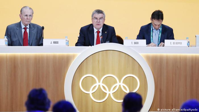 Thomas Bach (picture alliance/dpa/Kyodo)