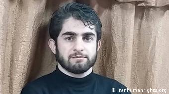 شهرام احمدی، زندانی سیاسی اهل سنت