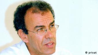 Ahmed Aassid Schriftsteller und Menschenrechtsaktivist Marokko