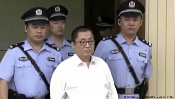 Drei Jahre Haft für Menschenrechtsaktivisten Zhai Yanmin