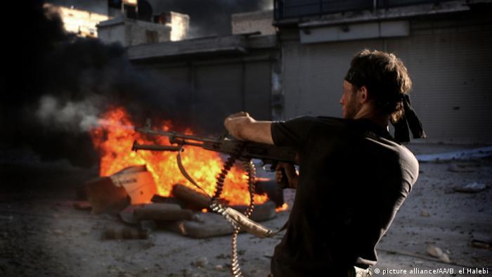 Бій в Алеппо, 2 серпня