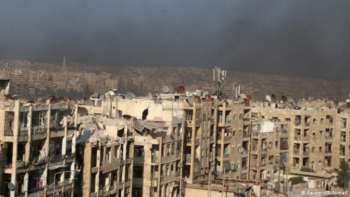 Сирійське місто Алеппо