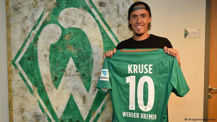 Deutschland Fußballer Max Kruse