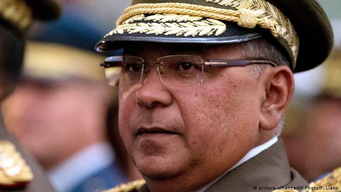 Venezuela Nestor Reverol in Caracas
