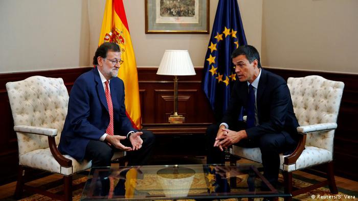 Spanien Regierungssuche