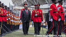 Tansania John Magufuli