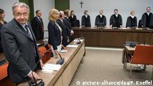Deutschland Urteilsverkündung gegen jugoslawische Ex-Offiziere in München