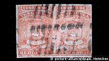 Deutschland BdT Briefmarke Rote Venezuela