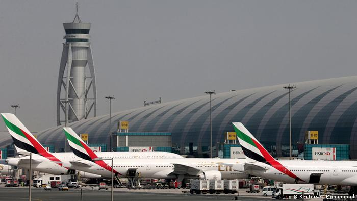 Dubai International Airport (Reuters/A. Mohammad)