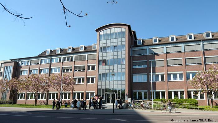 Deutschland Landesverfassungsgericht Sachsen-Anhalt in Dessau-Roßlau